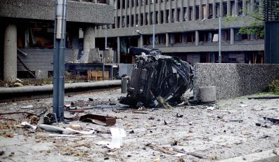 W Oslo akcja policji związana z atakami