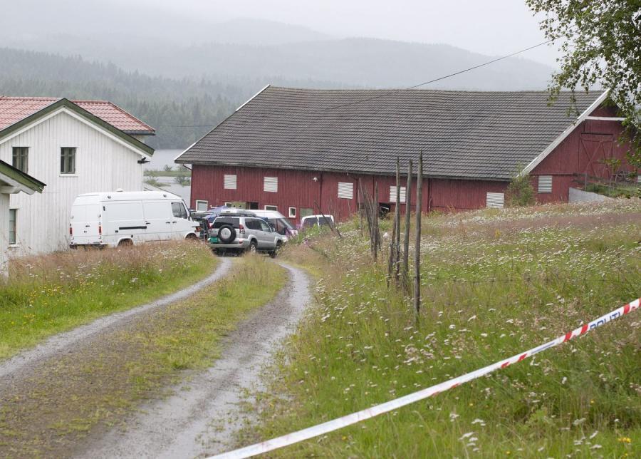 Farma należąca do zamachowca