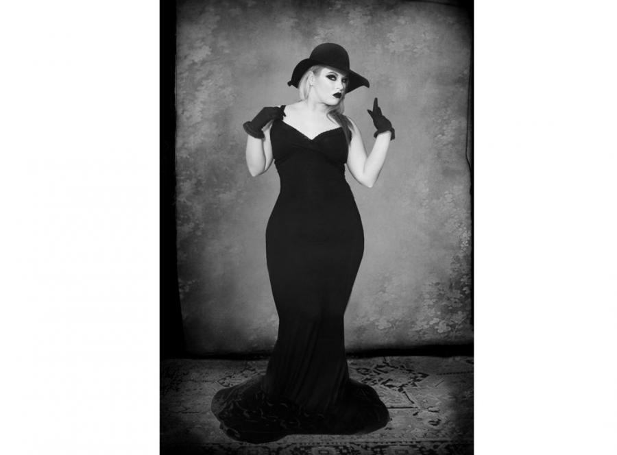 Joanna L. modelka plus size z agencji \