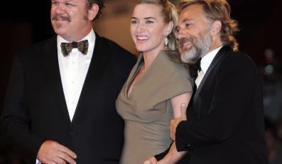 John C. Reilly, Kate Winslet i Christoph Waltz