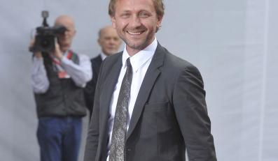 Andrzej Chyra na festiwalu w Gdyni