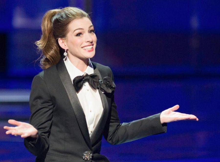 Anne Hathaway idzie za głosem serca