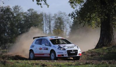 Po Rajdzie Polski Abarth na prowadzeniu mistrzostw
