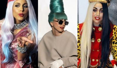 Lady Gaga - mistrzyni szalonych kapeluszy. Zobacz zdjęcia!