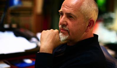 Peter Gabriel stawia na recykling