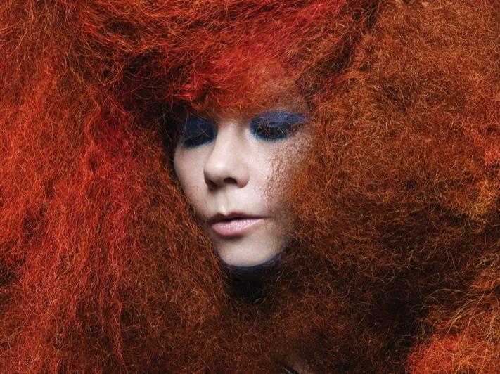 Björk w kawałkach i nowm klipie \