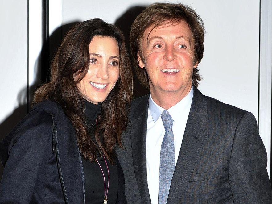 Paul McCartney ożenił się po raz trzeci. Jego wybranką jest Amerykanka Nancy Shevell