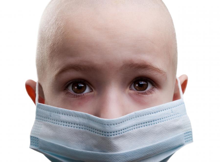 Dziecko chore na raka