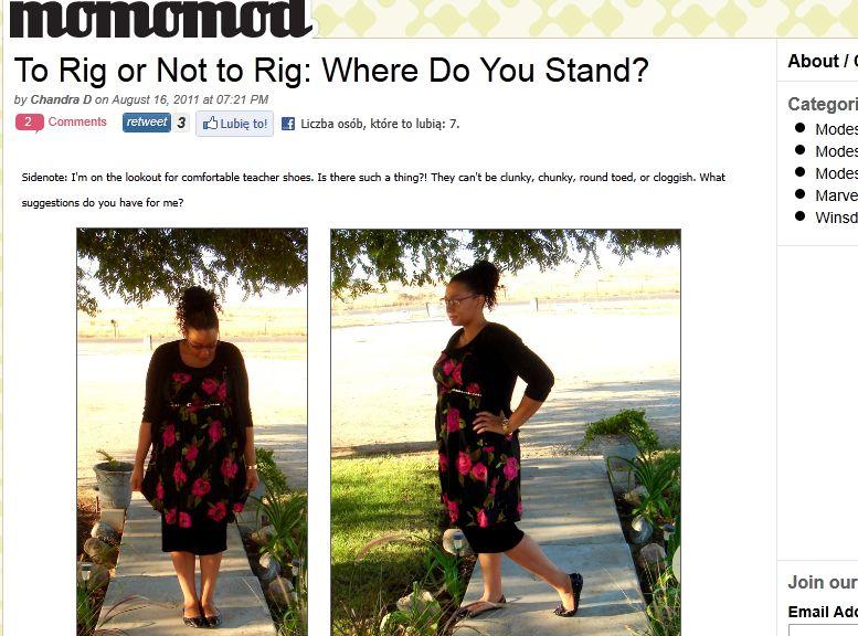 Blog More Modern Modesty