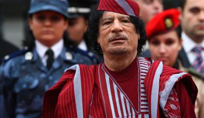 Kadafi zdeponował w portugalskim banku 1,3 mld euro