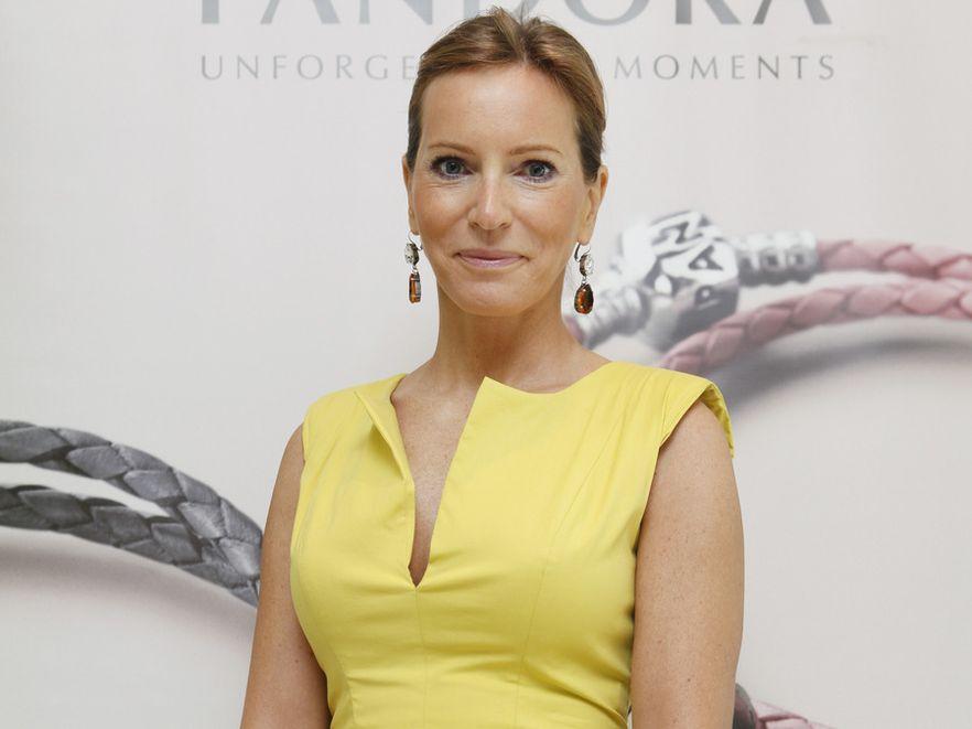 Paulina Smaszcz-Kurzajewska włączyła się już wcześniej w akcję walki z rakiem piersi, organizowaną przez markę Pandora
