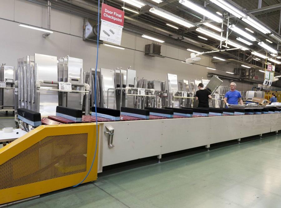 Nowa fabryka AGD koncernu LG w Biskupicach