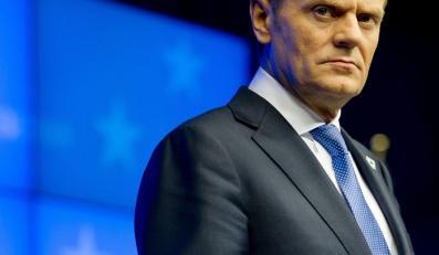 Tusk o szczycie eurogrupy: Umiarkowany optymizm