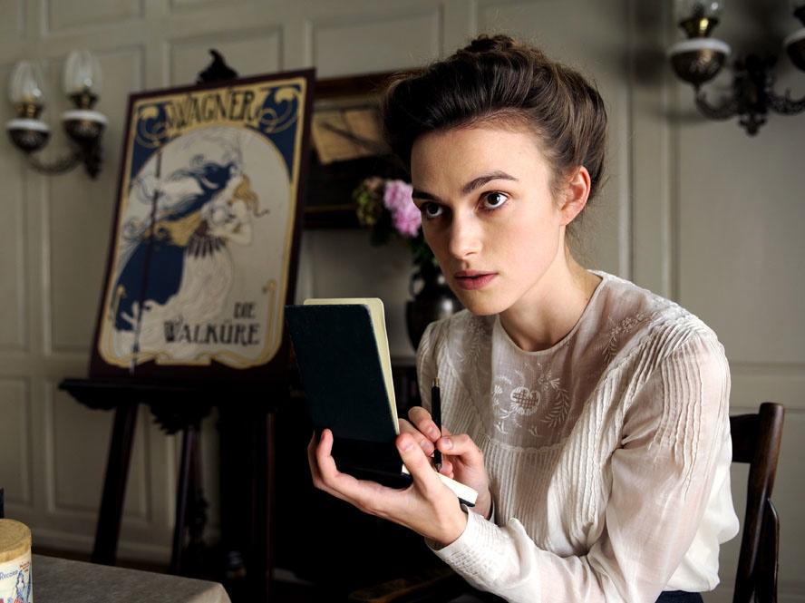 Keira Knightley z \