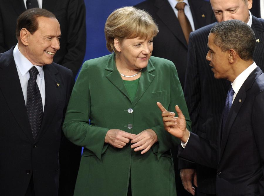 Grecja wściekła na Niemcy. \