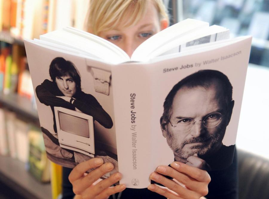 Biografia Steve\'a Jobsa