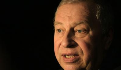 Jerzy Stuhr mówi o swej chorobie i wierzy, że będzie dobrze