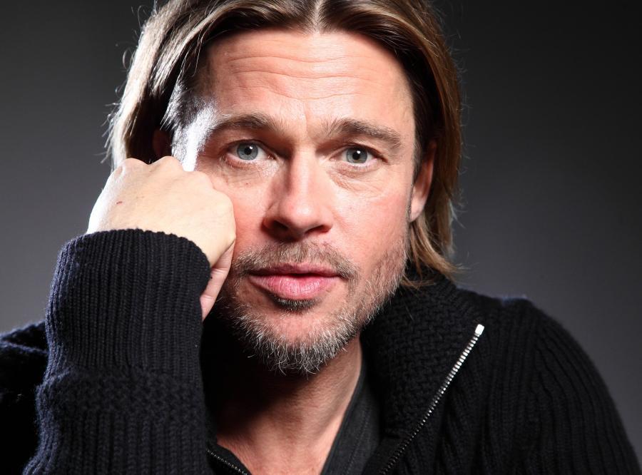 Brad Pitt jeszcze trochę pogra