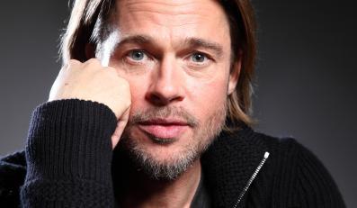 """Brad Pitt zagrał Henry'ego z filmu """"Głowa do wycierania"""" Davida Lyncha"""