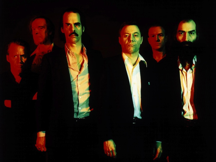 Nick Cave & The Bad Seeds weszli do studia