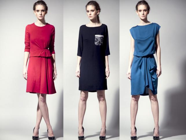 Sukienki Langner Fashion: kolekcja wieczorowa, jesień/zima 2011/2012.