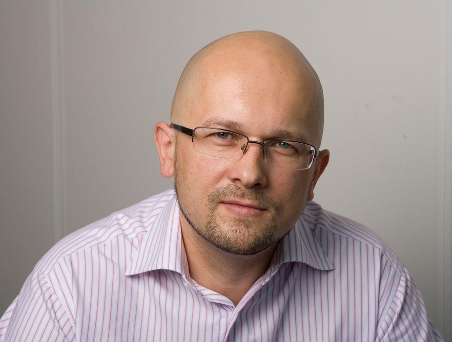 Zastępca redaktora naczelnego DGP Andrzej Andrysiak