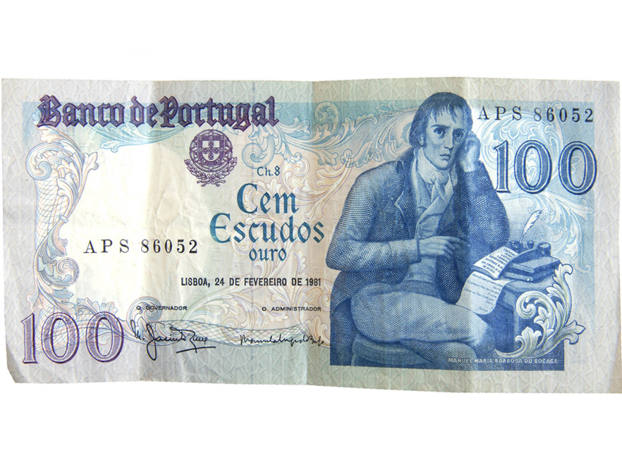 Escudo - dawna waluta Portugalii