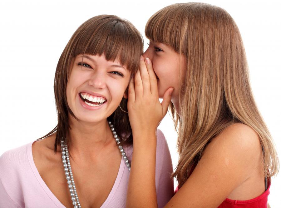 Plotkujące kobiety