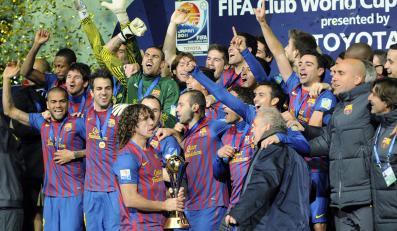 Barcelona wygrała KMŚ