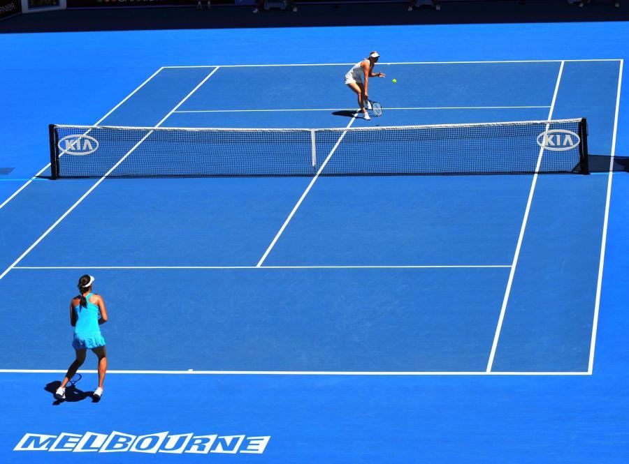 Tenisistki zarobią tyle co tenisiści