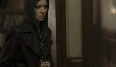 """""""Dziewczyna z tatuażem"""" (Rooney Mara jako Lisbeth Salander)"""