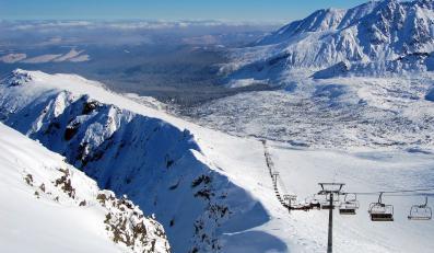 W Tatrach wzrasta zagrożenie lawinowe