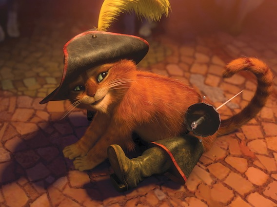 Zdjęcia Kot W Butach Z Kociłapką Wkraczają Do Kin Strona 1