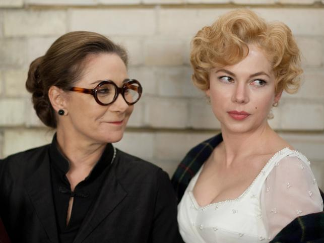 Michelle Williams i Zoë Wanamaker
