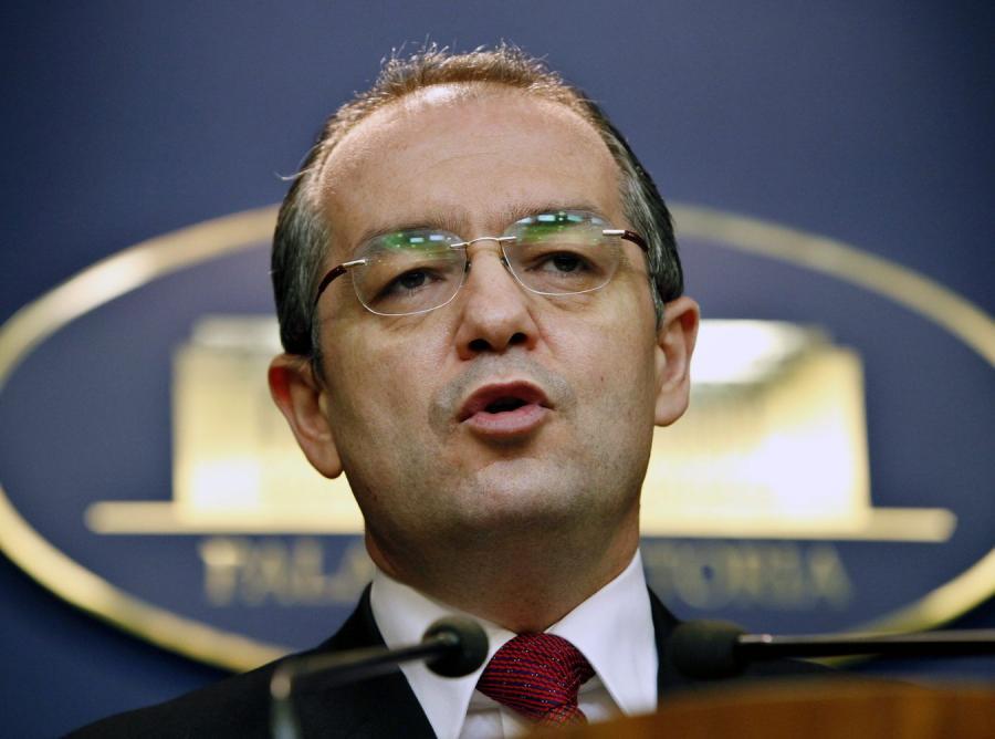 Premier Rumunii podał się do dymisji