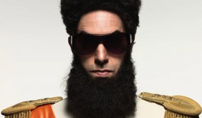 """Sacha Baron Cohen jako """"Dyktator"""""""