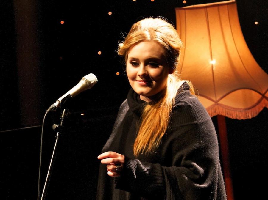 Adele została wielką fanką pilatesu