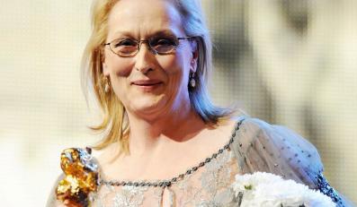 Meryl Streep uhonorowana Złotym Niedźwiedzie na Berlinale