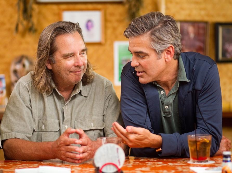 Beau Bridges i George Clooney w \