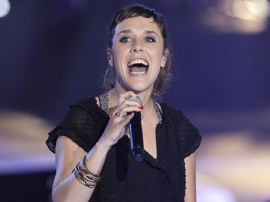 Isabelle Geffroy (ZAZ to jej pseudonim) znów w Polsce