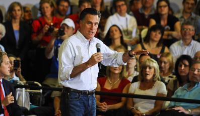 Mitt Romney wygrał prawybory GOP w Portoryko