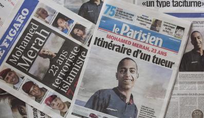 Mohammed Merah, terrorysta z Tuluzy