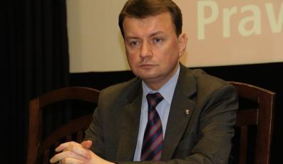 Mariusz Błaszczak, szef klubu PiS