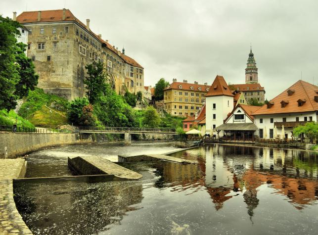 Czeski Krumlov najpiękniejszym miastem świata