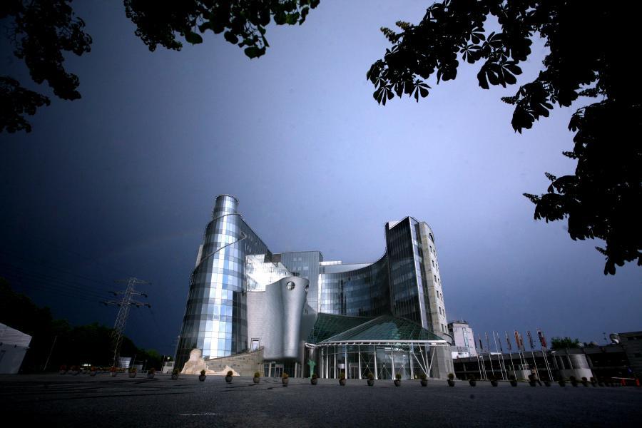 Budynek TVP przy Woronicza