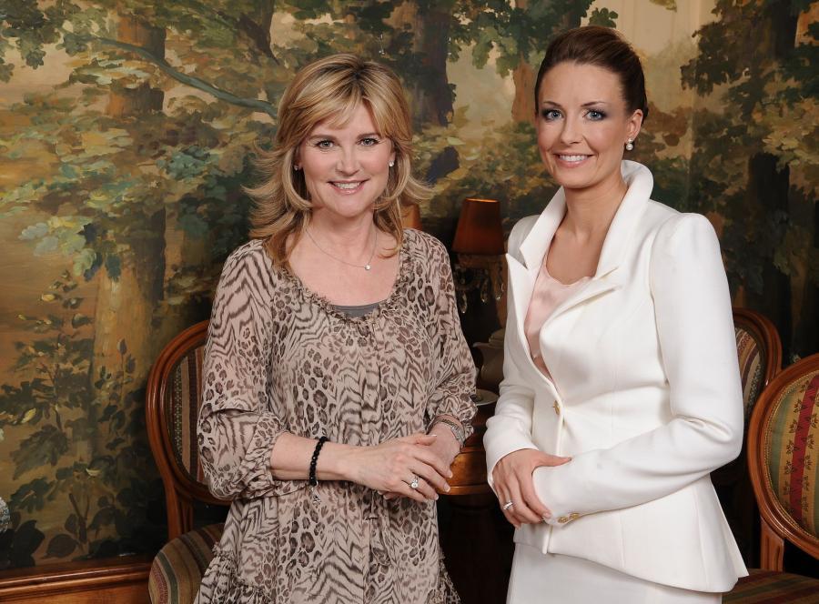Perfekcyjna Pani Domu: Małgorzata Rozenek i Anthea Turner