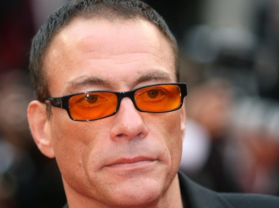 Jean Claude Van Damme wciąż \
