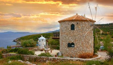 Grecka wyspa Zakinthos jest piękna