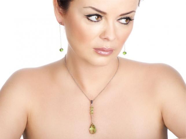 Biżuteria z kryształami Swarovskiego od marki Zoya