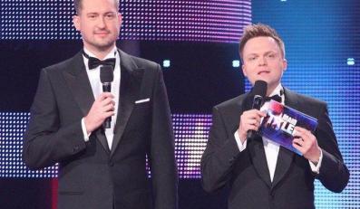 Marcin Prokop i Szymon Hołownia